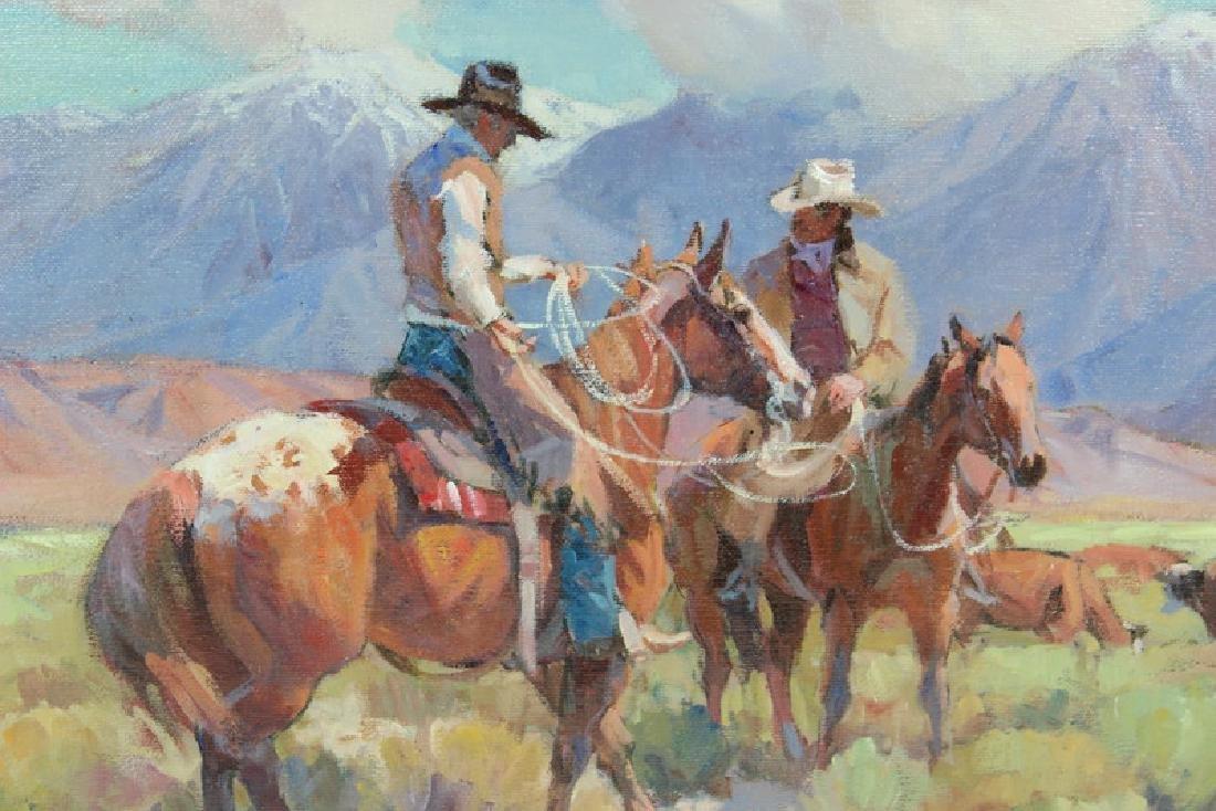 "Susan Baker ""Winter Colors"" - 4"