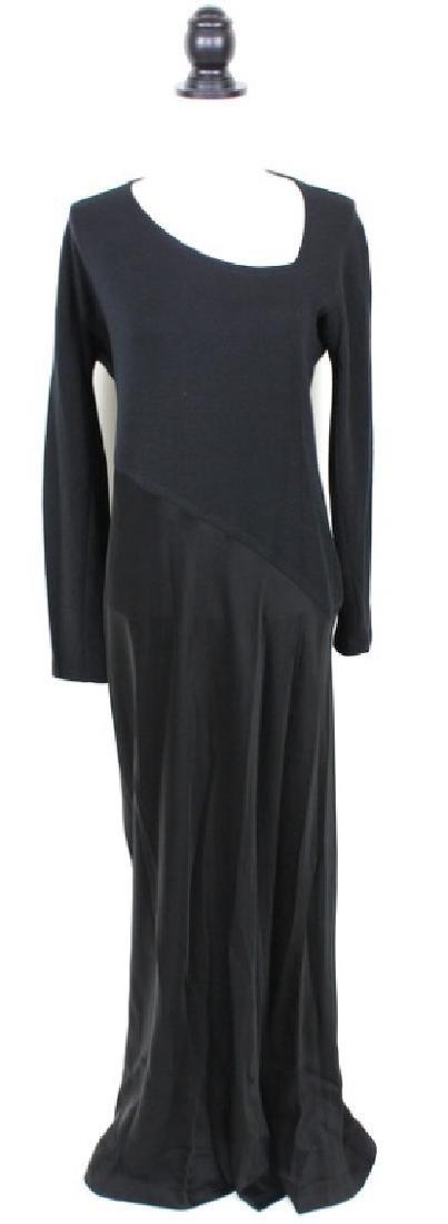 Donna Karan Signature Black Gown