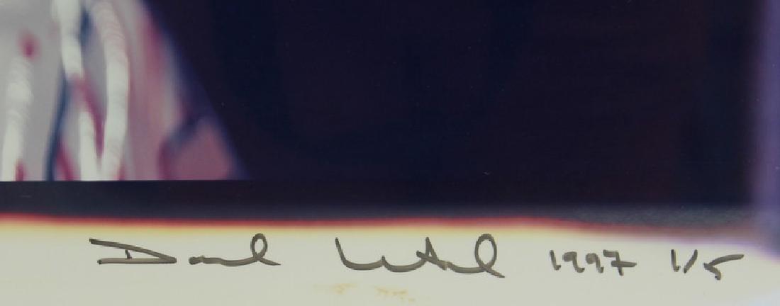 "DAVID LEVINTHAL, ""TAXI BLACKFACE"", POLAROID, 1/5 - 3"