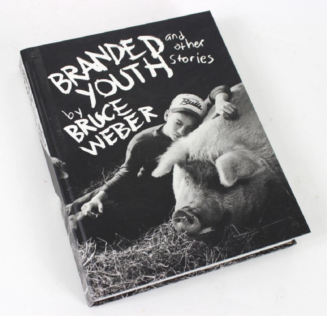BRUCE WEBER (AMERICAN, B. 1946) BOOK