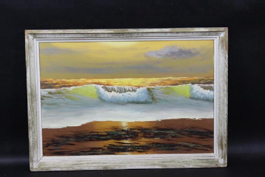 Alfred Hair Florida Highwaymen Painting - 3