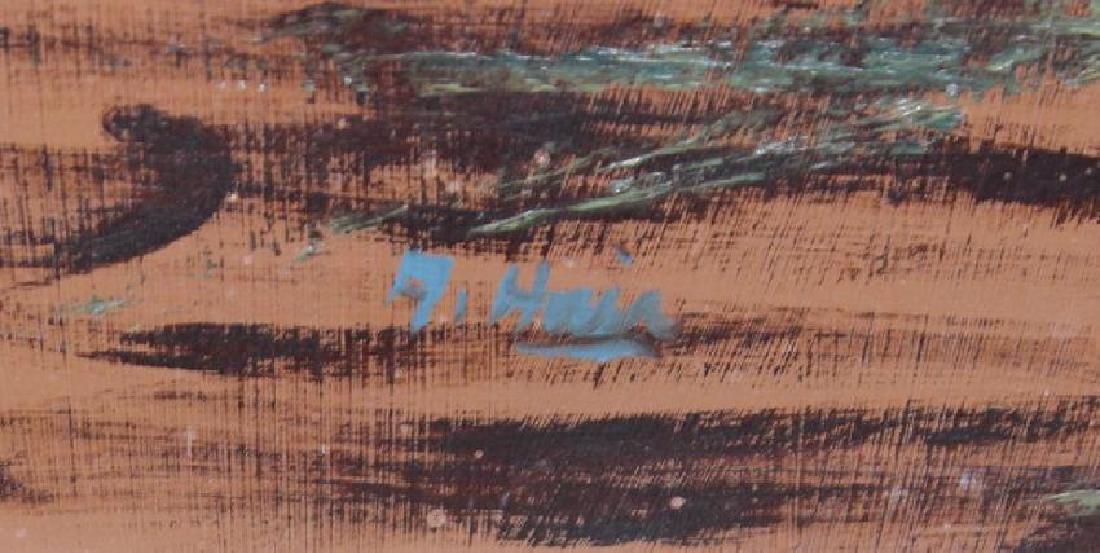 Alfred Hair Florida Highwaymen Painting - 5