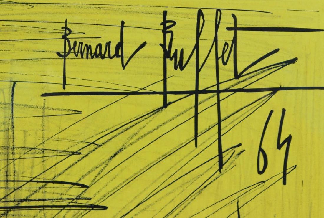 BERNARD BUFFET LITHOGRAPH - 5