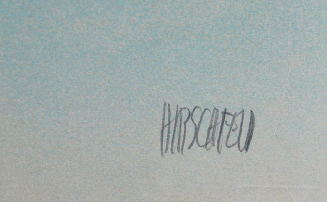 AL HIRSHFELD LITHOGRAPH. SIGNED. 90/120 - 3