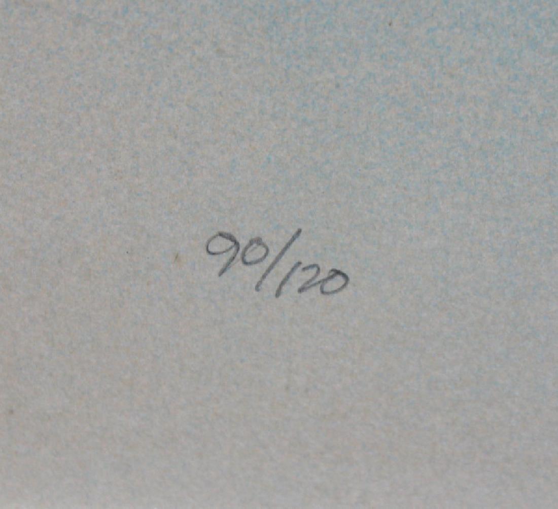 AL HIRSHFELD LITHOGRAPH. SIGNED. 90/120 - 4