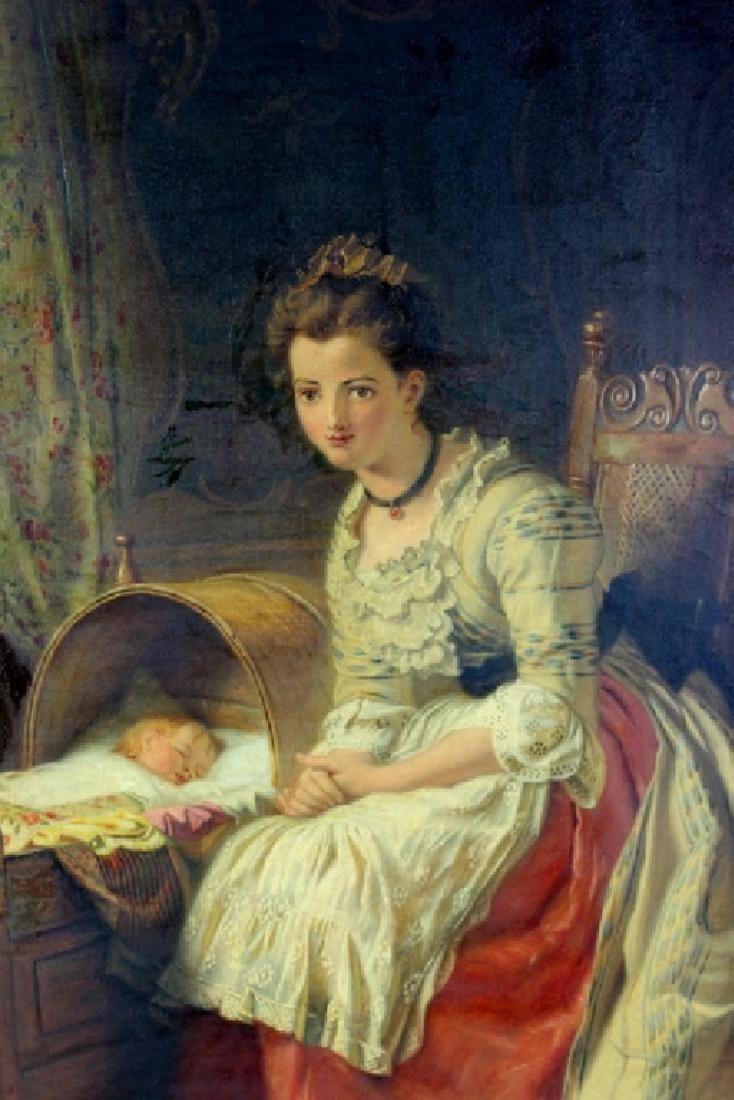 "JOHN HAYNES WILLIAMS ( BRITISH,1836-1908) ""BABY"