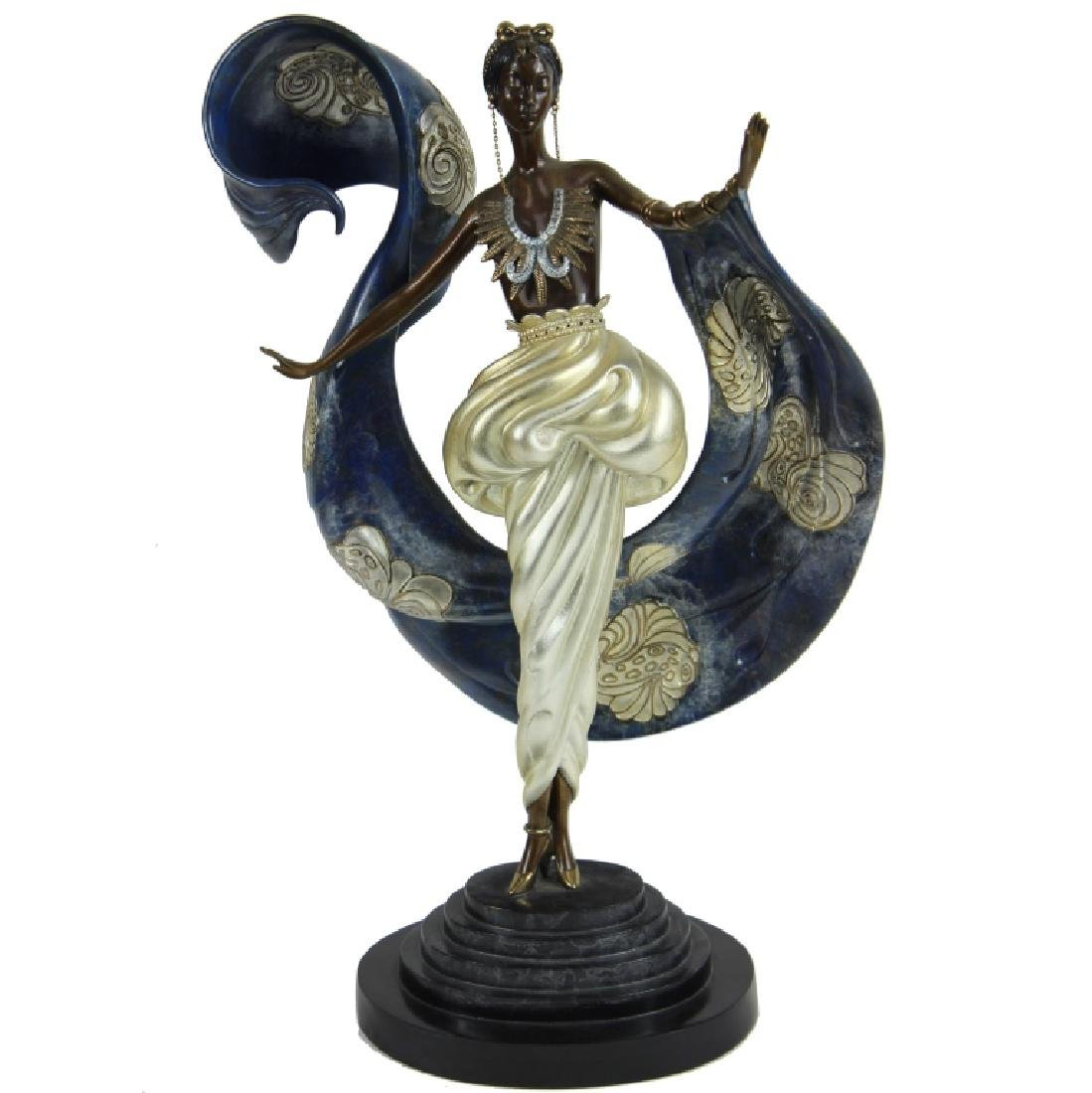"BRONZE, ROMAIN (ERTE) DE TIRTOFF, ""DREAM GIRL"""