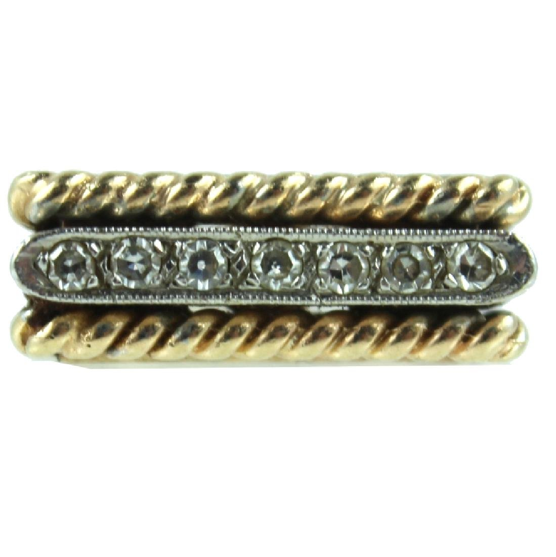 14 KARAT DIAMOND RING