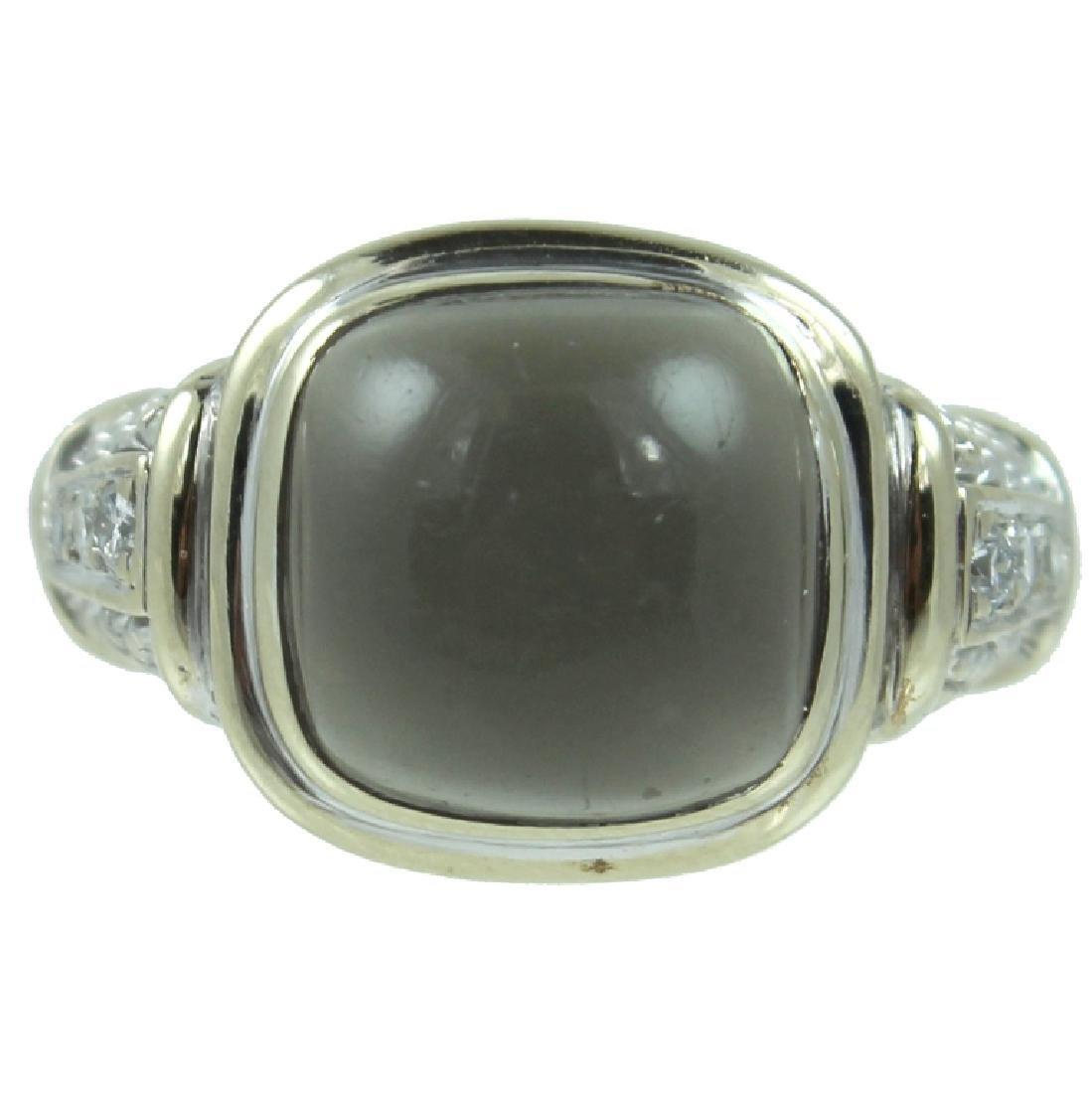 18K Judith Ripka Ring