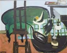 "Claude Venard (FRENCH, 1913–1999) ""Victoire"""