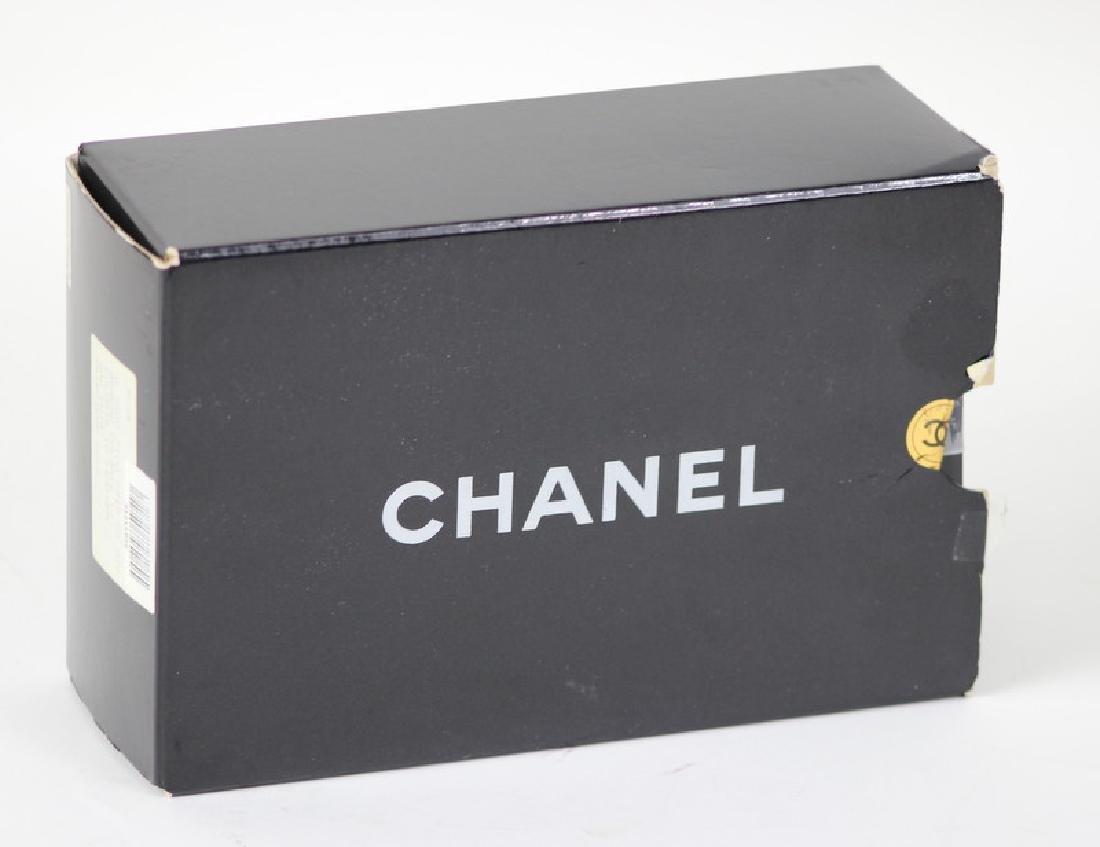 Vintage Chanel Black Classic Double Flap Purse - 3