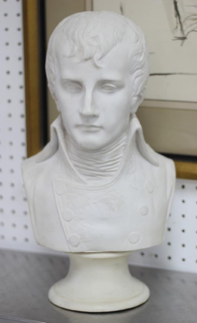 After Antonio Canova Parian Bust of Napoleon - 2