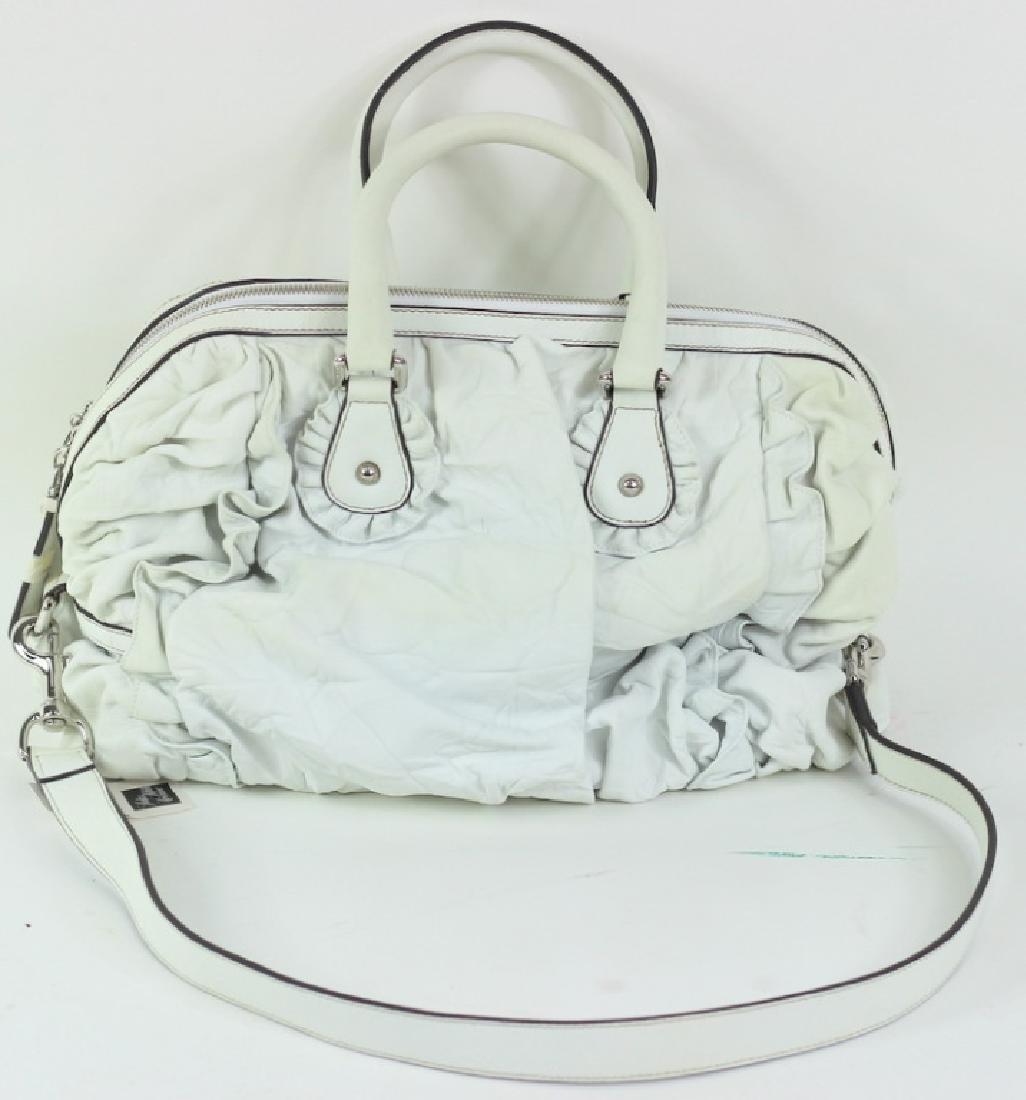 Dolce & Gabbana Borsa Mano Nappa Lavata Hand Bag