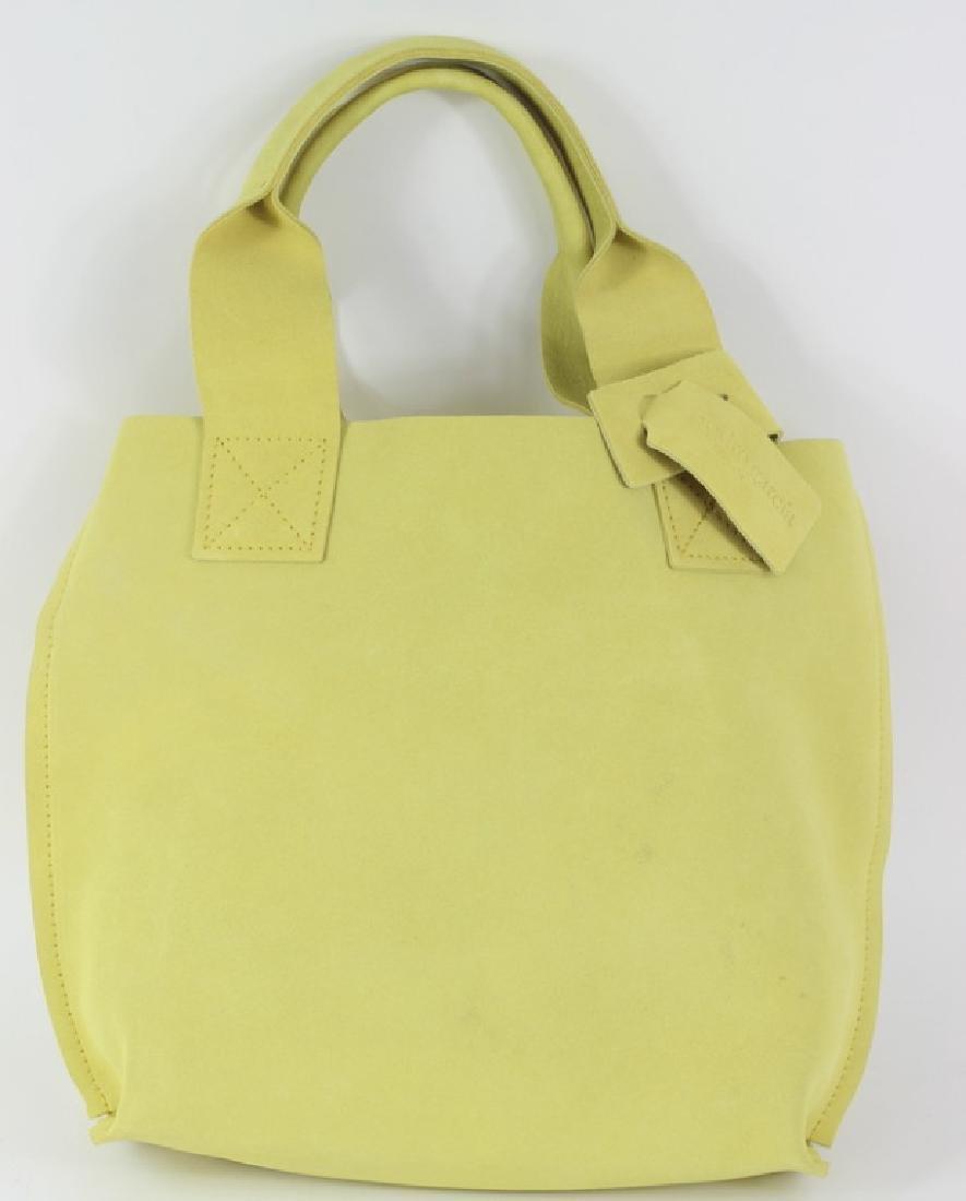 Pedro Garcia Borsa Camoscio Yellow Tote Bag