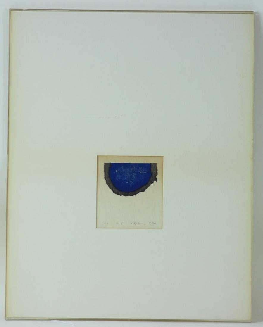 Matsumoto Signed Japanese Wood Block - 5