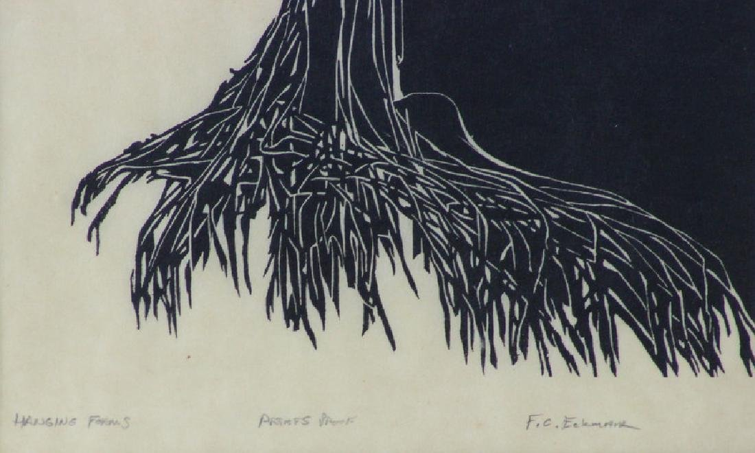 Hanging Forms by F.C Eckman - 5