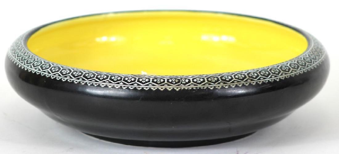 Vintage English Crocus Bowl. Circa 1930.