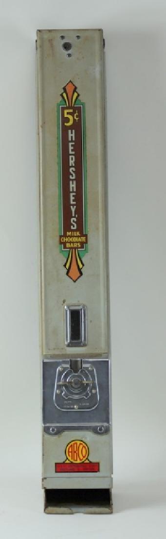 Vintage Hersey Bar Dispenser