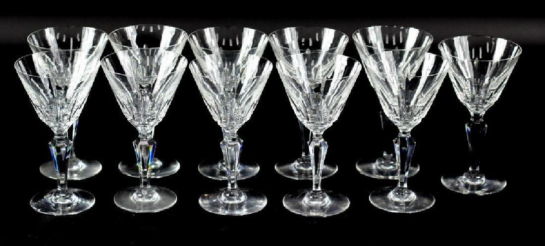 11 Eleven Baccarat Piccadilly Goblets - 3