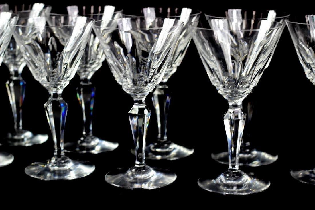 11 Eleven Baccarat Piccadilly Goblets - 4