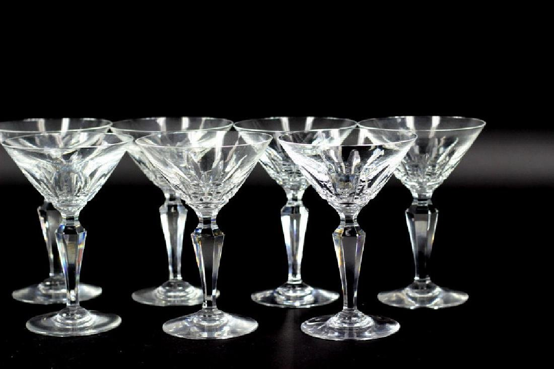 13) Thirteen Baccarat Piccadilly Goblets - 2