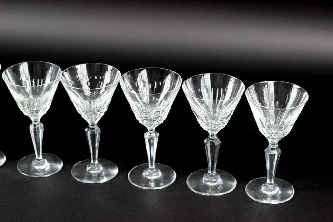 10 Ten Baccarat Piccadilly Goblets - 4