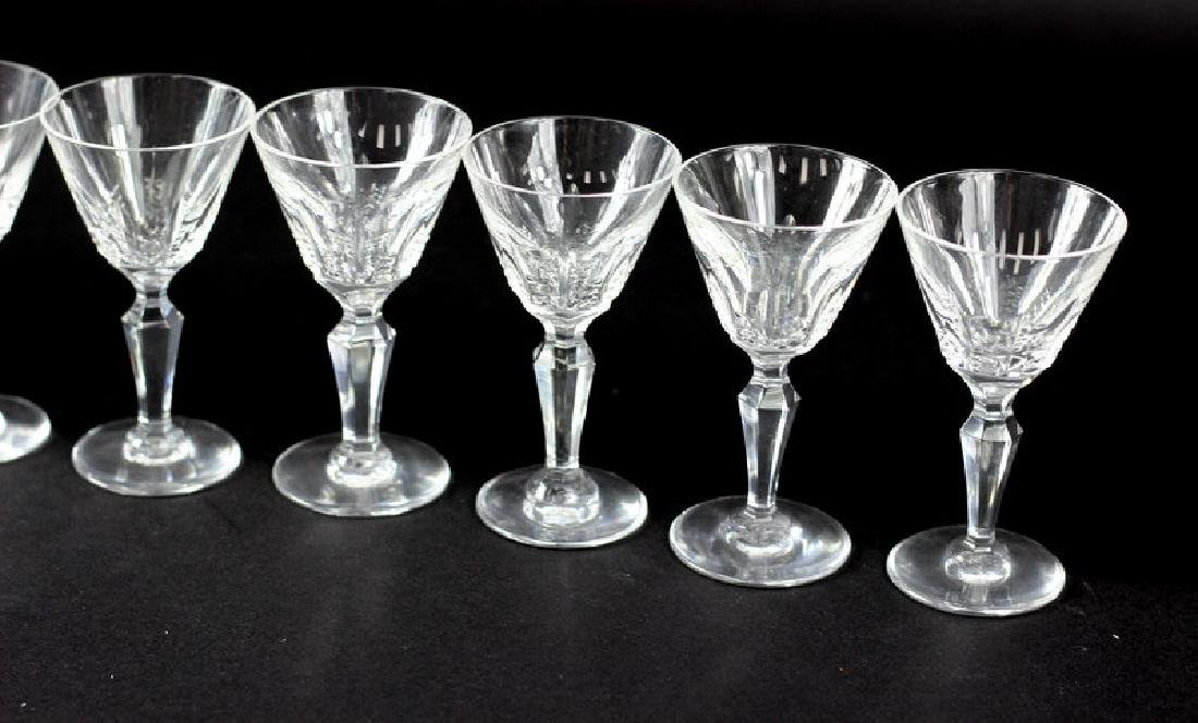 12) Twelve Baccarat Piccadilly Goblets - 4