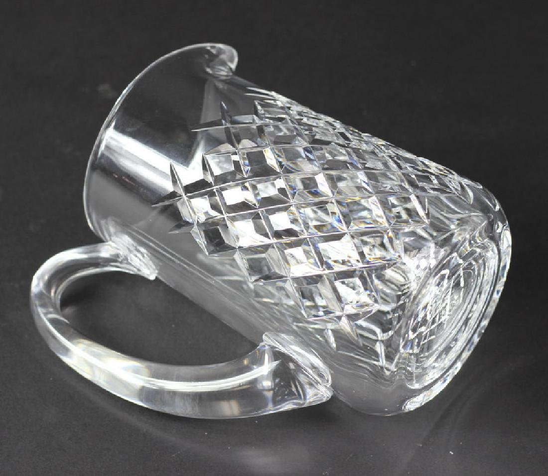Waterford Cut Crystal Pitcher - 2