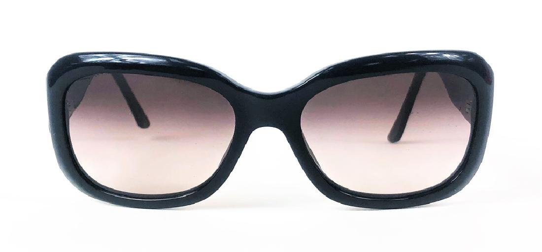 Chanel CC Logo 5102 Black Ladies Sunglasses - 2