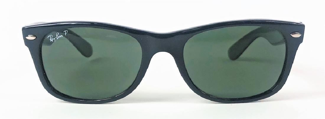 Ray Ban New Wayfarer Classic Black Sunglasses