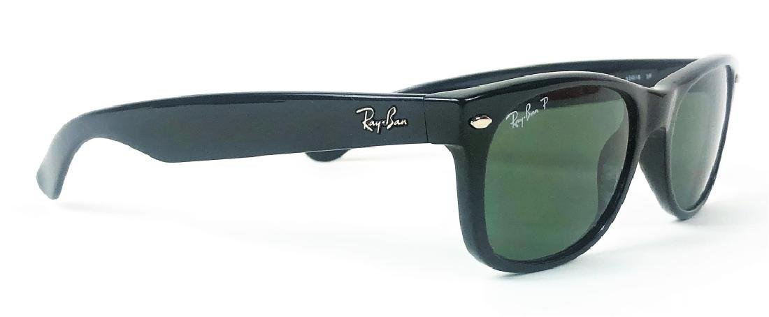 Ray Ban New Wayfarer Classic Black Sunglasses - 2