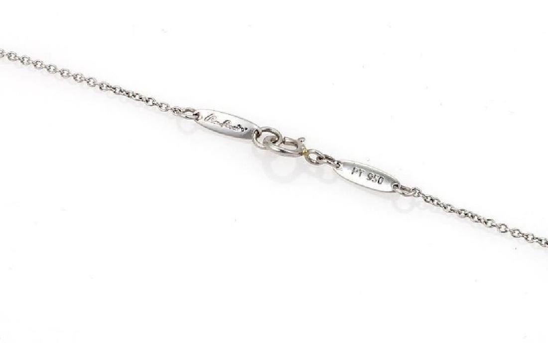 Tiffany & Co. Elsa Peretti Chain & Heart Necklace - 5