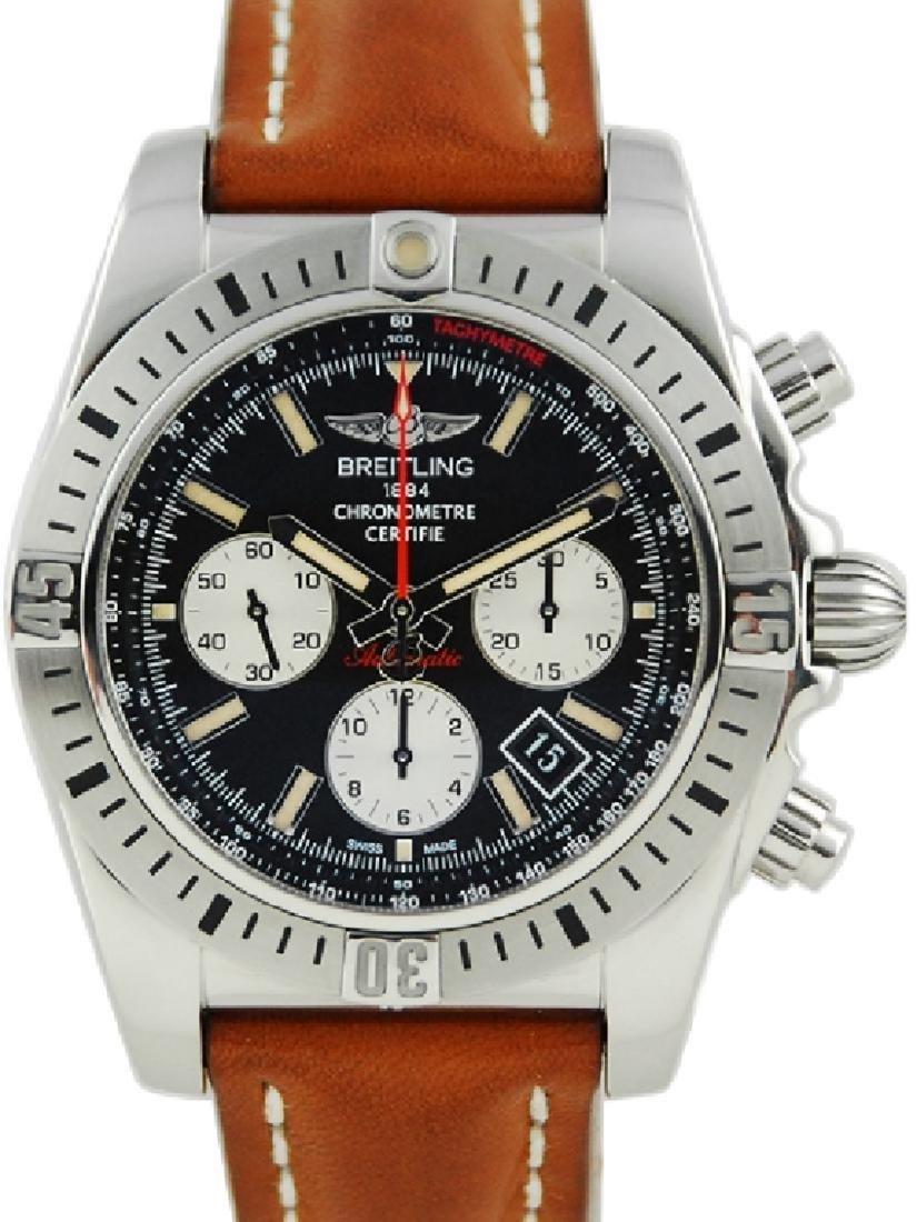 Breitling Chronomat Stainless Steel - AB0115