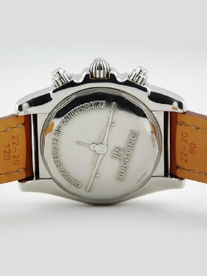 Breitling Chronomat Stainless Steel - AB0115 - 3