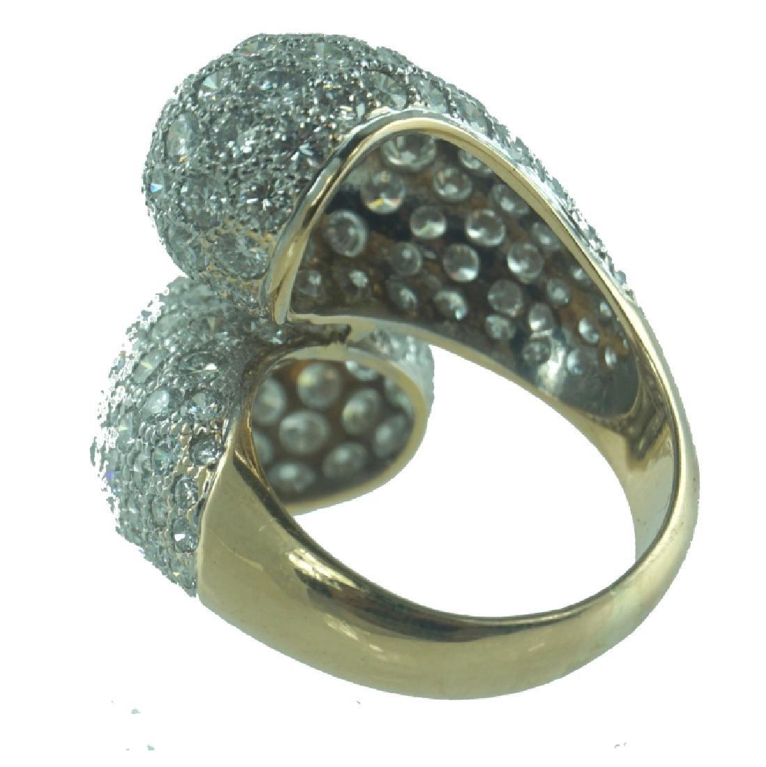 Approx 8.50 carat Diamond Fashion Ring. - 3