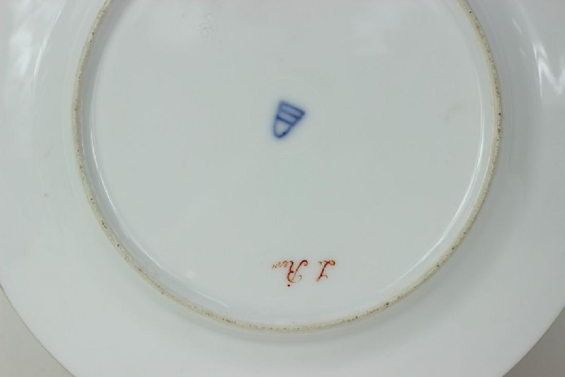 Royal Vienna Porcelain Cabinet Plate. - 5