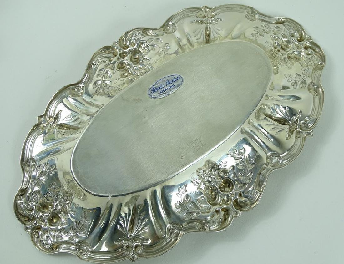 Reed Barton Francis I Sterling Silver Ornate Dish - 4