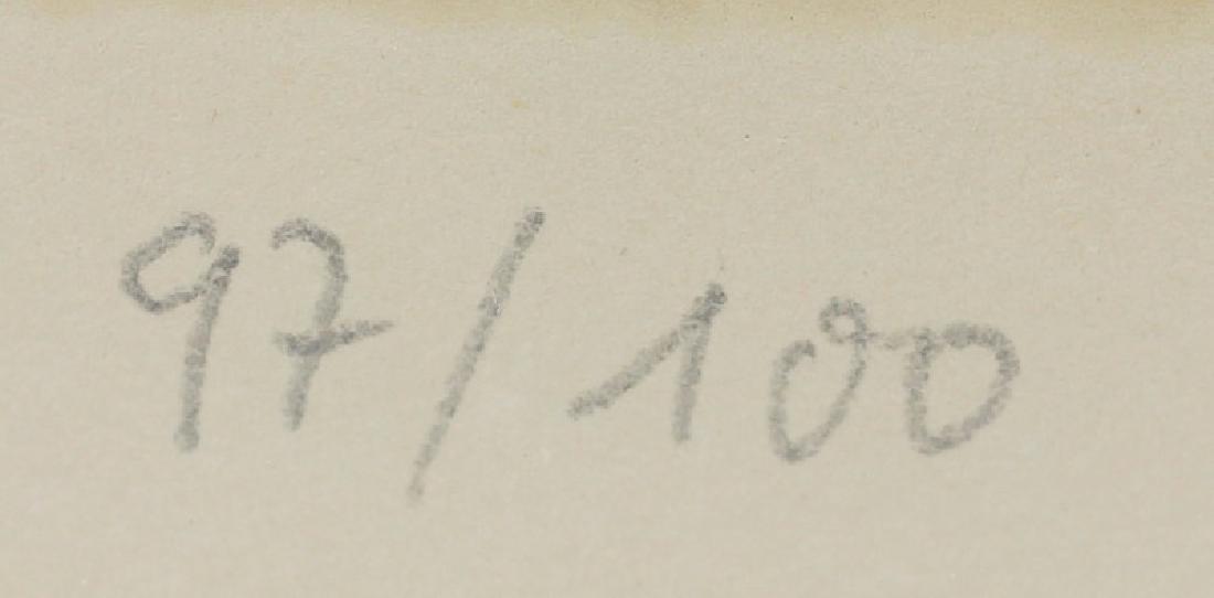 "Rare Alexander Calder ""Devil"" Color Lithograph - 4"