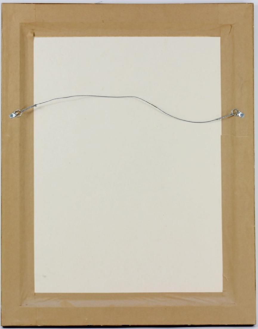 "Rare Alexander Calder ""Devil"" Color Lithograph - 5"