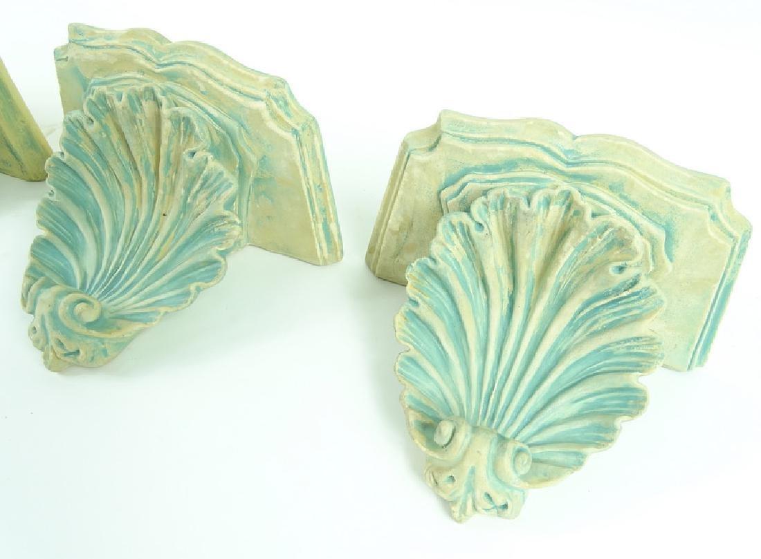 Antique French Count de Custine Porcelain Figures - 2
