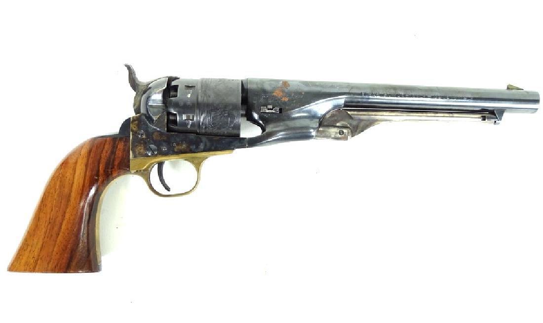 19th C. Italian .44 Caliber Black Powder Hand Gun
