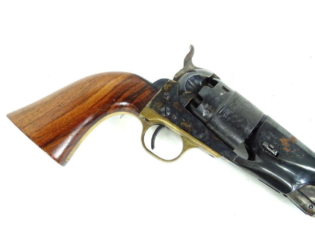 19th C. Italian .44 Caliber Black Powder Hand Gun - 3