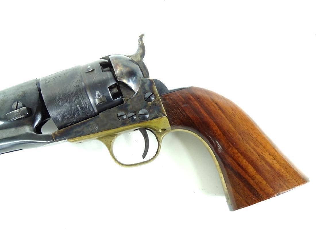 19th C. Italian .44 Caliber Black Powder Hand Gun - 5
