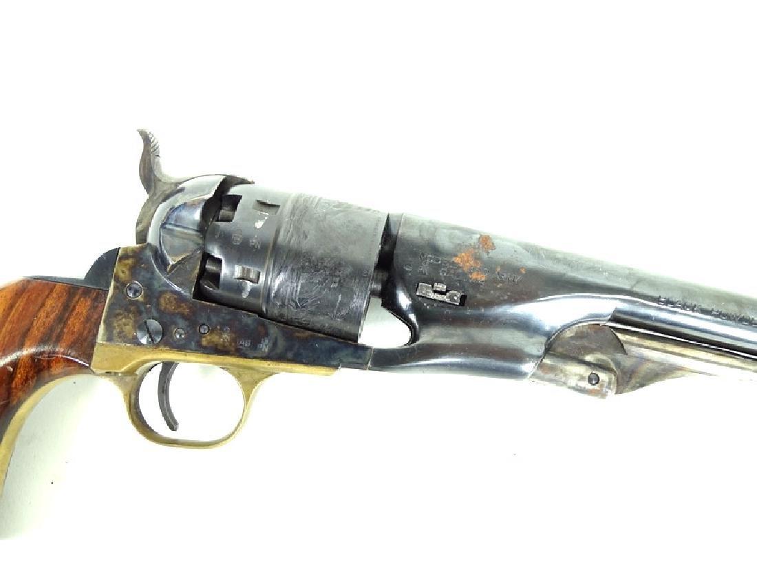 19th C. Italian .44 Caliber Black Powder Hand Gun - 8