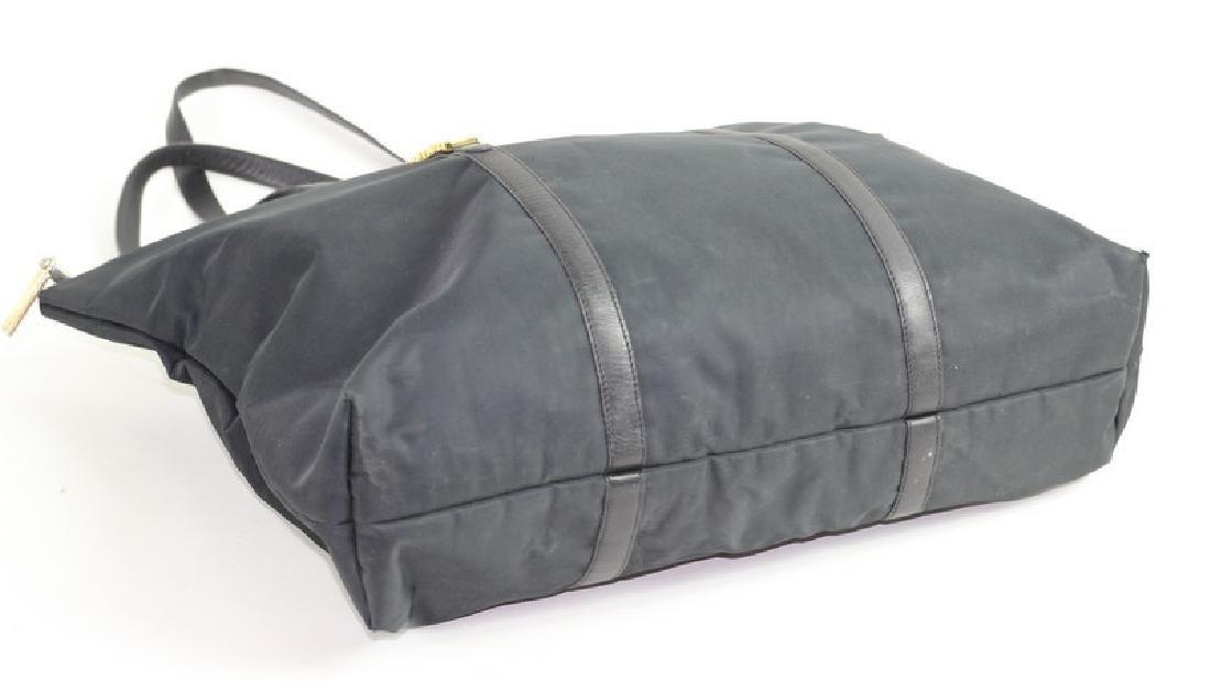 Moschino Black Nylon Tote Bag - 3