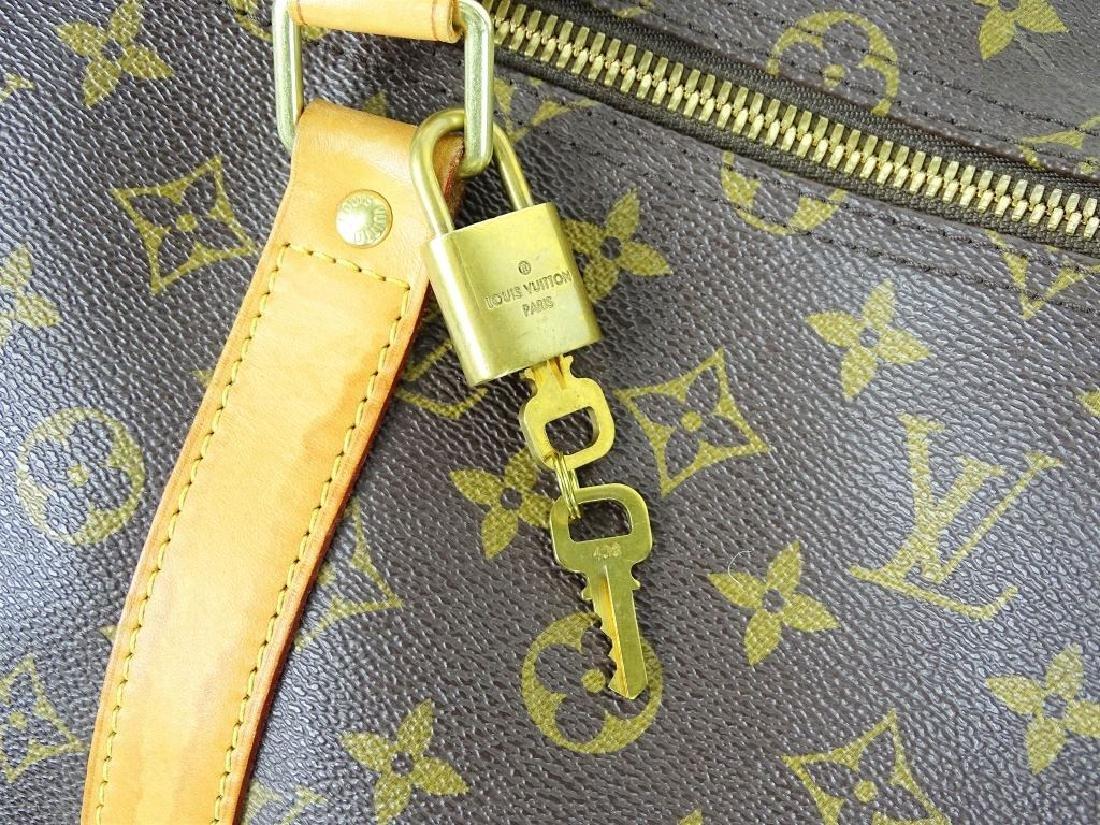 Louis Vuitton Monogram Keepall Bandouliere 55 - 2