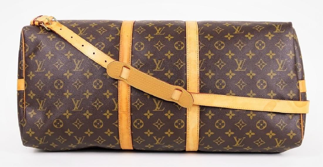 Louis Vuitton Monogram Keepall Bandouliere 55 - 7