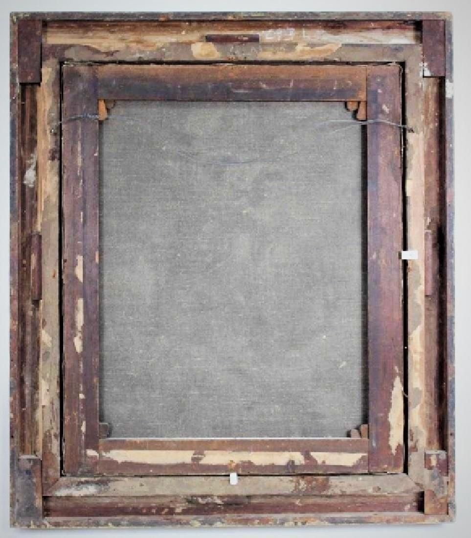 Attrib Antique OIl Painting Joseph Wright of Derby - 5
