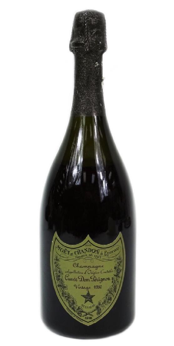 Rare 1980s Dom Perignon Champagne France