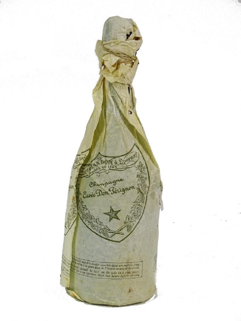 Rare 1980s Dom Perignon Champagne France - 5